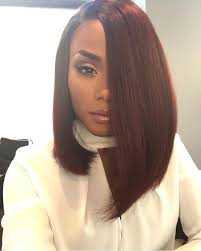 how to do a bob hairstyle with weave 2018 latest long bob hairstyles with weave