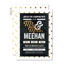 brunch invitation sle doublethick wedding brunch invitations custom luncheon