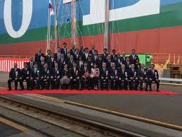 Republic Of Panama Flag Naming Ceremony Of The Panamanian Flagged Vessel Mol Truth