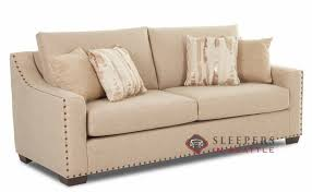 Nailhead Sleeper Sofa Customize And Personalize Alexandria Fabric Sofa By Savvy