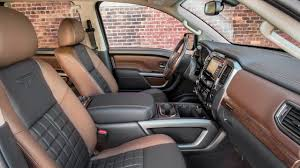 nissan titan aftermarket stereo used 2017 nissan titan crew cab pricing for sale edmunds