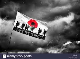 help for heros u0027lest we forget u0027 remembrance flag black and white