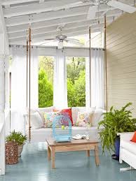 how high to hang curtains 9 foot ceiling 15 stylish window treatments hgtv
