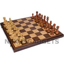 large wooden pieces chess board set weighted pieces 21 inch folding x large