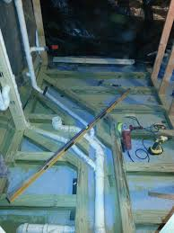 picturesque design how to level a basement floor from house to