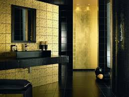 gold bathrooms modern black and gold bathrooms google search opulent black
