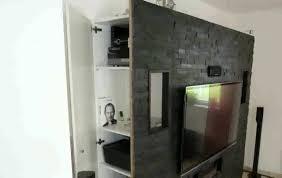 steinwand wohnzimmer montage deko steinwand wohnzimmer schöne