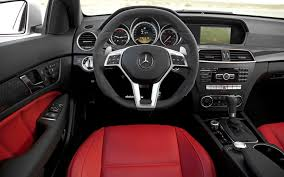 C63 Coupe Interior 2012 Mercedes Benz C63 Amg Coupe First Test Motor Trend