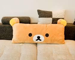 Huge Pillow Bed Rilakkuma Big Pillow Rilakkuma World