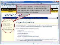 how to take an online class and online classes information and