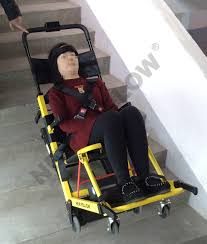 electric stair climbing chair evacuation chair nf wd01