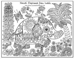 free art coloring pages coloring pages for relaxation these can also be used in totem