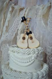 guitar cake topper guitar wedding cake topper musician wedding cake topper guitar
