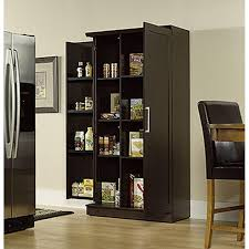 Oak Kitchen Pantry Storage Cabinet Americana Distressed Oak Kitchen Pantry Modern Kitchen