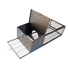 metal rabbit guinea pig house cage hutch run pen small flyline