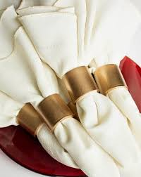 napkin ring ideas 24 awesome diy napkin rings for your wedding tables happywedd
