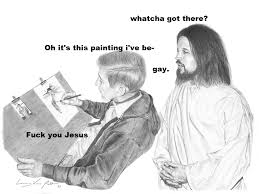 Mean Jesus Meme - jesus is a jerk album on imgur