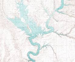 Eden Utah Map by Fred U0027s Guide To Lake Powell Bullfrog Area