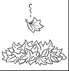 autumn colouring pages printable incredible fall leaves coloring