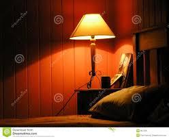 Schlafzimmer Leuchte Warme Schlafzimmerleuchte Stockfoto Bild Von Schlafzimmer 957948