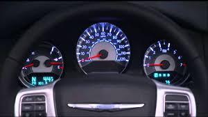 chrysler 200 warning lights 2014 chrysler 200 tire pressure monitoring system youtube