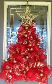 64 best deco mesh trees images on mesh tree