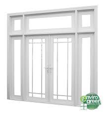 Patio Door Sidelights Single Patio Door With Side Lights Door Envirogreen