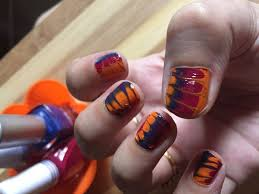 water marble nail art without water 3 steps with pictures