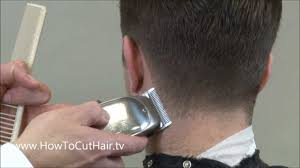 nape of neck haircuts men tapered hairline natural hairline greg zorian s online barber