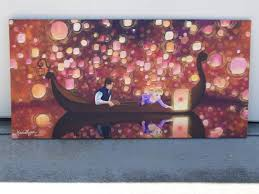 25 tangled painting ideas tangled disney