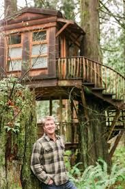 Real Treehouse Pete Nelson Family Story U2014 Nelson Treehouse