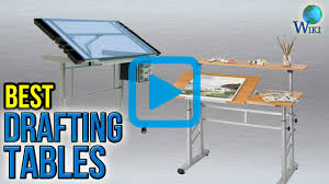 Drafting Table Computer Desk by Top 8 Drafting Tables Of 2017 Video Review
