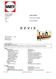 devis de cuisine en ligne devis cuisine équipée argileo