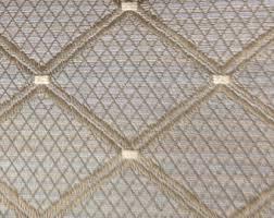 Diamond Upholstery Turquoise Modern Woven Dot Upholstery Fabric Bermuda Fabric