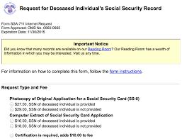 ordering a ss 5 social security application b u0026f jewish