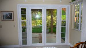Patio Doors With Side Windows by Patio Doors With Sidelights That Open Icamblog