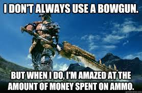 World Memes - the most interesting monster hunter in the world memes quickmeme