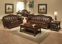 Faux Leather Living Room Furniture by Living Room Attractive Home Interior Design Living Room Photos