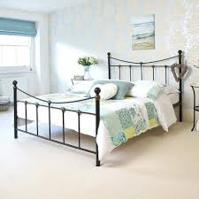 bedroom furniture metal bed frame with storage queen bed