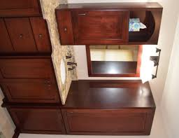 Bathroom Vanities Dayton Ohio by Amish Bathroom Cabinets Gallery Of Traditional Country Style