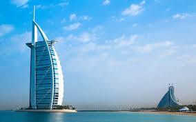 wallpaper dubai building sky urban landscape hd picture image