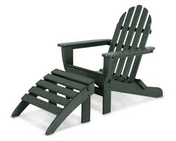 Green Patio Chairs Polywood
