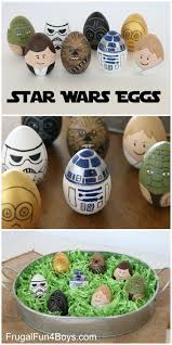 Decorate Easter Eggs Games by How To Make Star Wars Painted Easter Eggs Creative Eggs And I Love