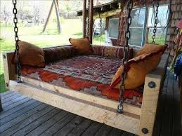 outdoor floating bed outdoor sleeping porch hanging bed outside home design 15 daybed diy