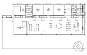plattegrond transformatie bungalow droomhuizen interior