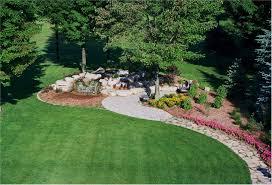 backyard planting designs triyae com u003d beautiful backyard landscape pictures various