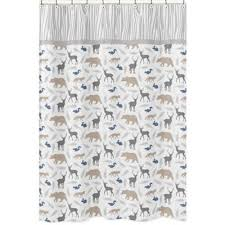 Animal Shower Curtain Buy Animal Print Curtains From Bed Bath U0026 Beyond