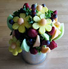 edible arragement the beautiful thrifty diy edible arrangement