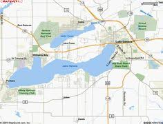 map of lake geneva wi w 017 williams bay geneva lake wisconsin bill lang jpg 900 720
