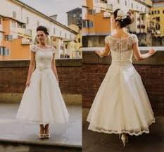 50s style wedding dress with sleeves naf dresses